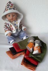 Меховые кофты для кукол Беби борн