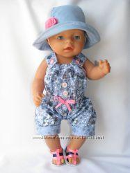 Одежда для кукол  Baby Born . Весна-Лето