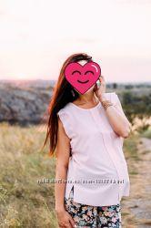 Блузка для беременных на фотосессию