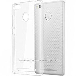 Чехол силиконовый бампер накладка для Xiaomi Redmi 4x