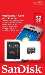 Карты памяти microSD. Дешево. Асортимент. АКЦИЯ