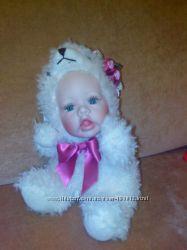 кукла подарочная новая фарфор