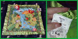 Мягкий игральный коврик Fisher price