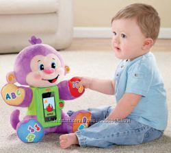 Умная обезьянка Apptivity, защитный футляр для Вашего iphone от Fisher-Pric