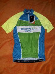 Новая  вело футболка Scimitar