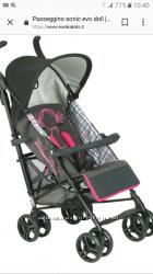 Детская&nbspпрогулочная коляска Jane Sonic Evo с подарком