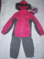 Лыжный костюм Princess с подарком