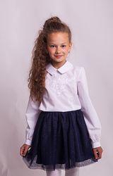 Школьные блузки вышиванки