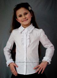 Школьные Блузки  Красивые большой выбор