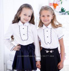 Школьные блузки огромный  выбор
