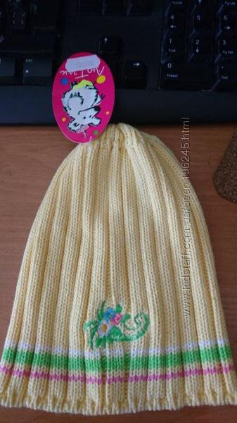 ТМ Лютик шапочка для девочки 48-50