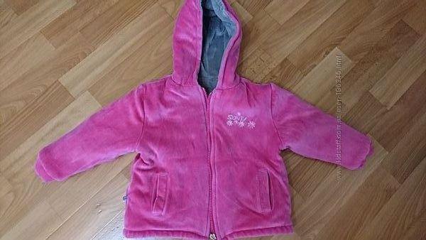 Куртка двухсторонняя ТМ Соня