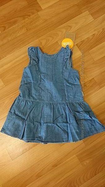 ТМ Бемби Джинсовое платье р.98