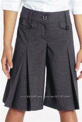 Юбка-шорты школьная форма,  Англия MARKS&SPENSER, для девочки 9 лет