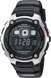 Наручний годинник casio ae-2000w-1bvcf