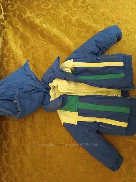 Куртка дитяча, демісезонна