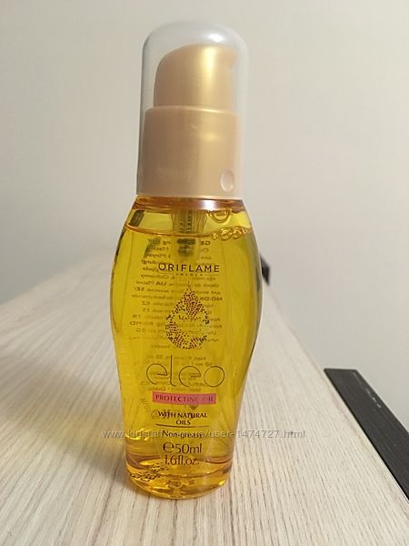 Новое масло для волос Oriflame