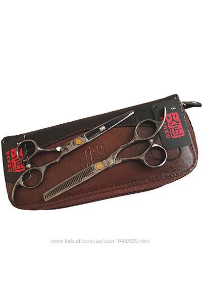 Профессиональные парикмахерские ножницы KASHO 6 дюймов Japan