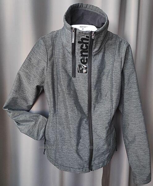 Bench курточка неопрен стильная брендовая ветровка спортивная