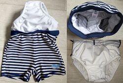 12-18мес TU мальчику плавки памперс непроливайка бассейн плаванье
