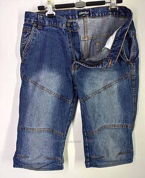 Чоловічі джинсові бриджі розмір 32 1073