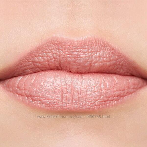 Оттеночная помада-бальзам для губ Beauty For Real, нюдовая