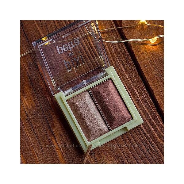 Двойные минеральные тени для век Pixi by Petra
