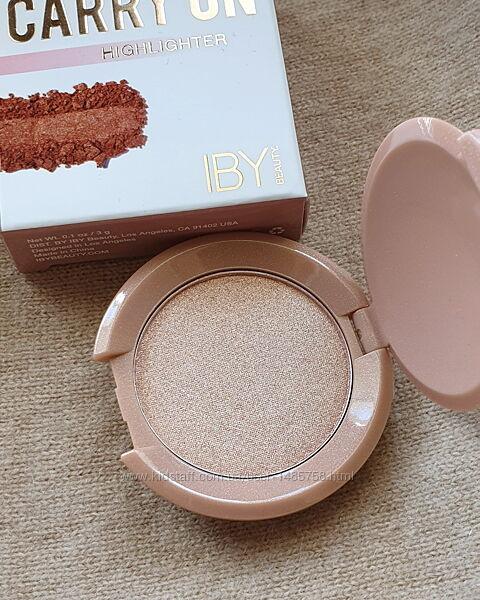 Хайлайтер IBY Beauty персиково-золотистый