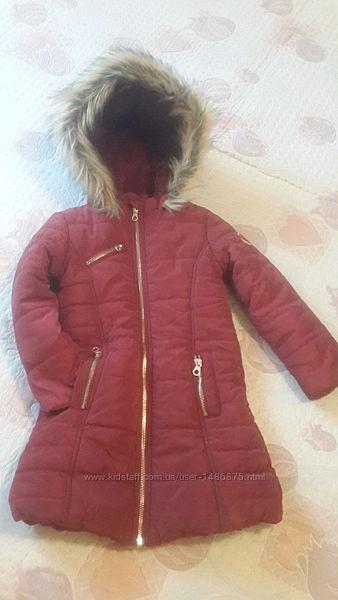 Куртка пальто LC Waikiki, 6 лет, 116 см.