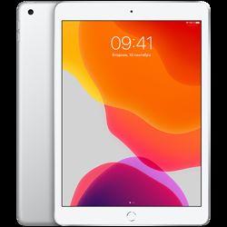 Apple iPad 10.2 2019 Wi-Fi 32GB Silver. С годовой гарантией