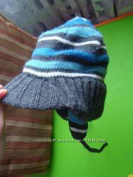 Теплі шапочки для першого року