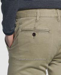 Новые стильные брюки-чиносы El Corte Ingles Испания