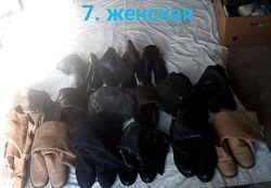 Продам оптом обувь б. у.