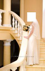 Срочно за 800 свадебное платье