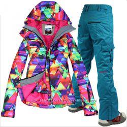 термокостюм лыжный