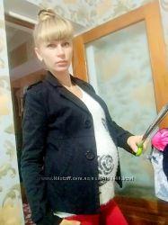 Жакет, піджак для вагітної