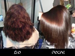 Стойкое выпрямление волос японский комплекс