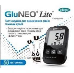 Тест-полоски GluNEOLite 50шт
