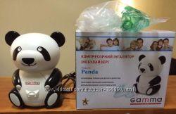 Ингалятор небулайзер компрессорный Gamma Panda, ингалятор Гамма