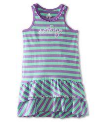 Платье Adidas девочке 4т