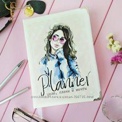 Блокноты и планеры для девушек