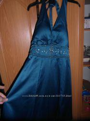 Праздничное платье и накидка