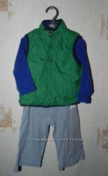 Спортивные штаны 80-86р