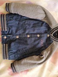 Куртка детская утепленная Мазакеа