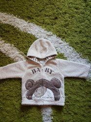 Курточка -кофточка для маленького медвежонка