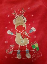 Класснючий костюмчик на первое рождество