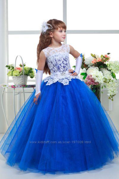 Детские платья для выпускных с