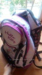 рюкзак HELLO KITTY в школу 1-4 класс