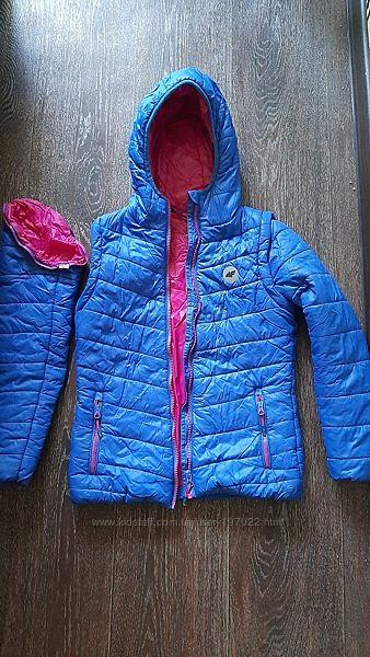 Деми куртка-желетка