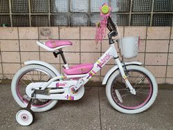 Велосипед Trek Mystic 16 розовый бу